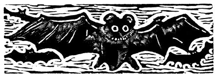 Bat from A is for Alice (2009)