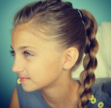 Awesome Back To School Hairstyles For Girls