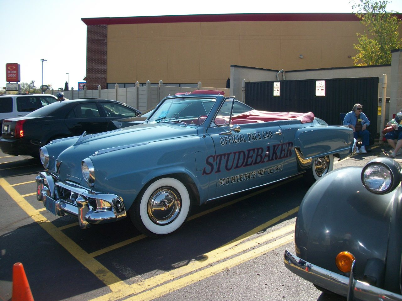 Wisconsin Zone Meet 2014 | Studebakers and other Orphan cars ...