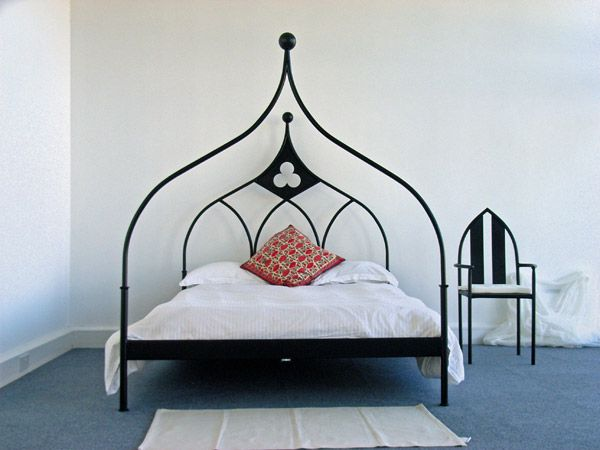 Ogeegothicdouble48jpg 48×48 Revival Pinterest Gothic Bed Extraordinary Goth Bedroom Minimalist Design