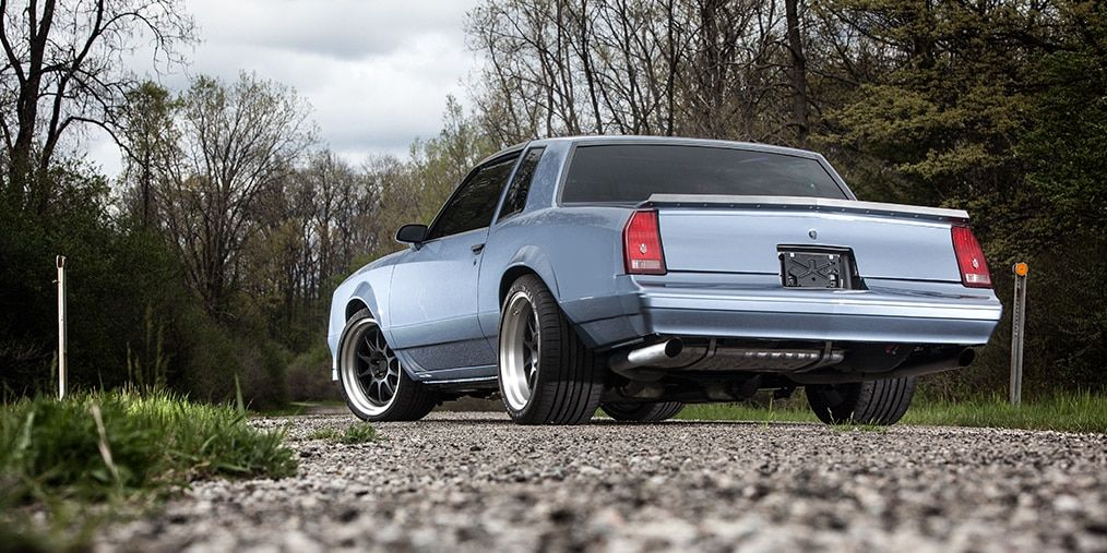 Pin by Chris Duckworth on wide bodies and deep rims | Chevy