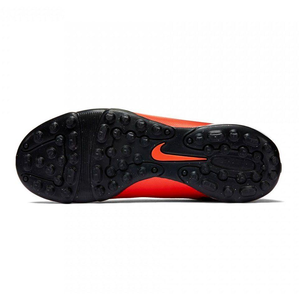 Turfy Pilka Nozna Sport Nike Buty Pilkarskie Nike Mercurial Vortex Ii Tf Jr 651644 650 Sneakers Nike Nike Sneakers