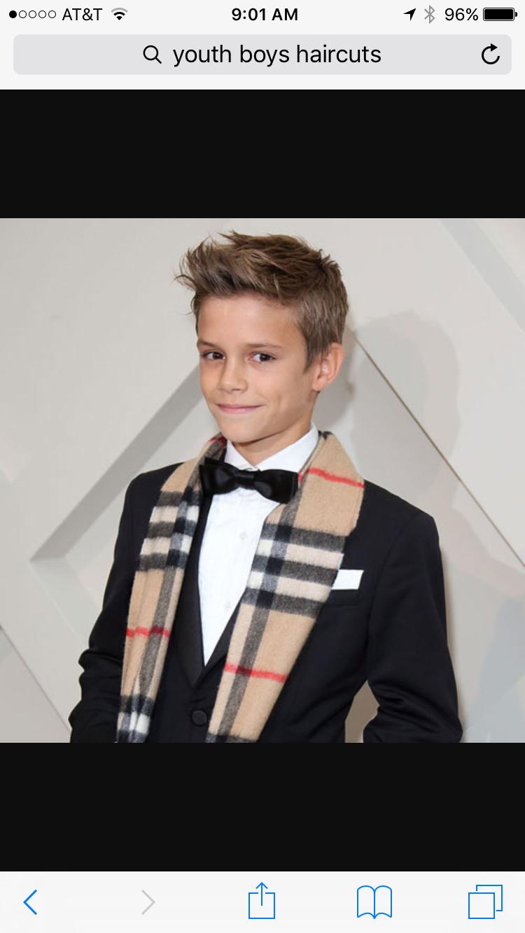 Makeup  Beckham HaircutStylish Boy ...