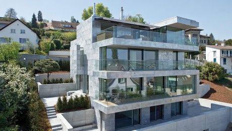 Neubau Doppeleinfamilienhaus, 8803 Rüschlikon; Arndt