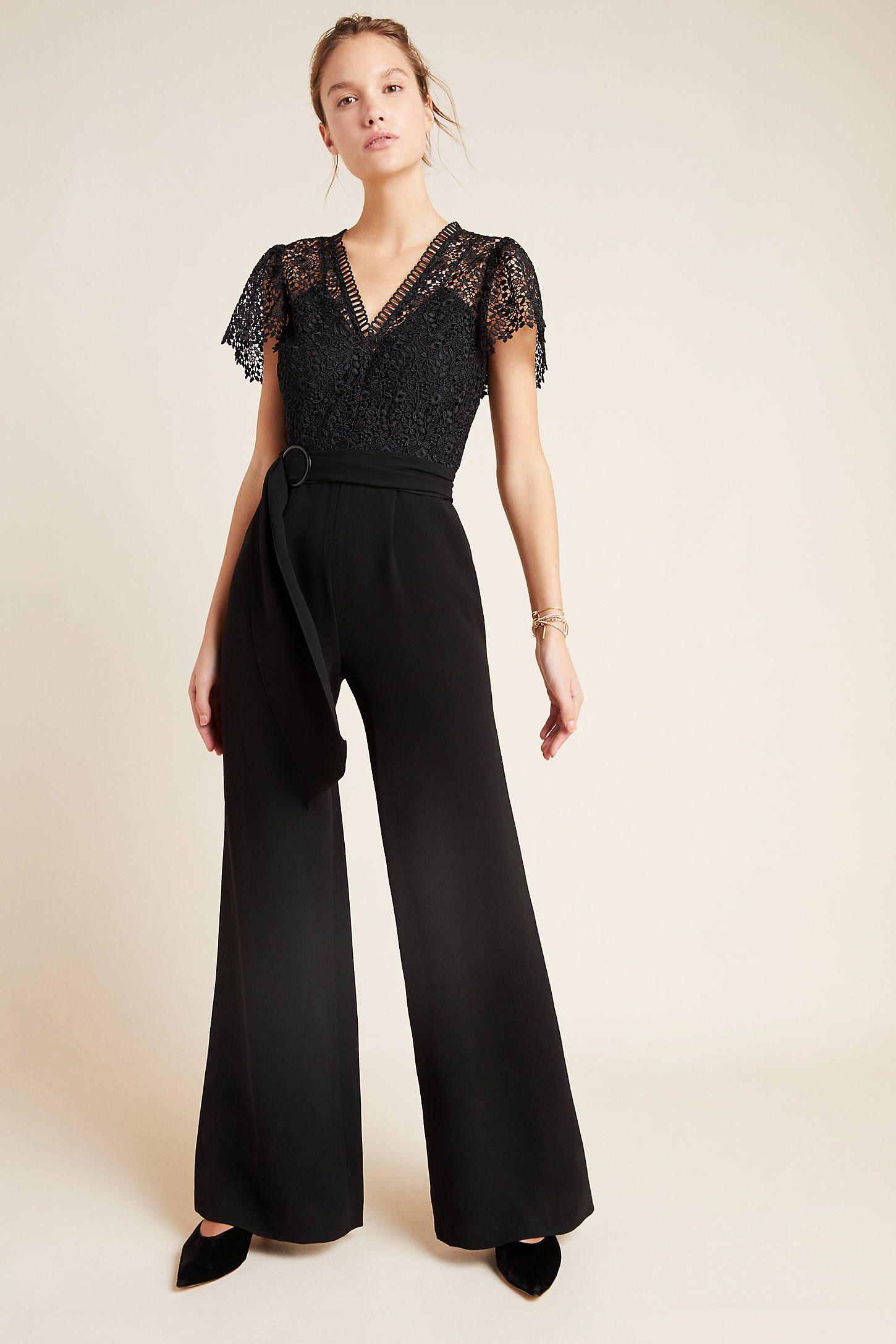 Wan-T Women Ribbed Buttons Stylish Palazzo Pants Wide Leg Romper Jumpsuits