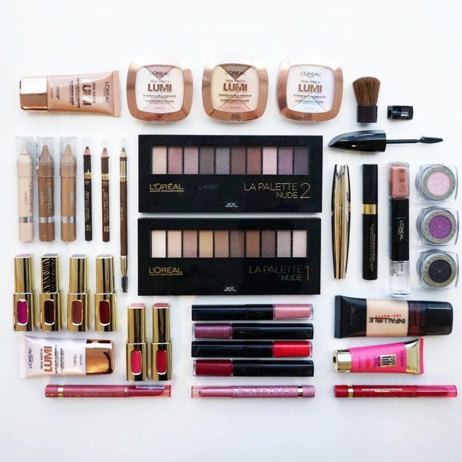 Makeup Goals Lorealparisus Influenster Lorealmakeup Contest Loreal Makeup Makeup Loreal Cosmetics