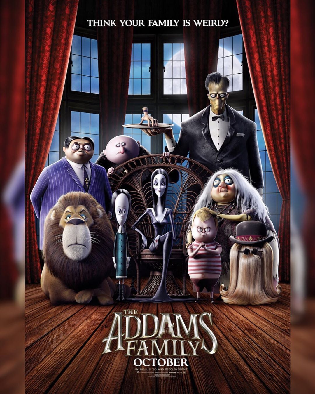 The addams family 2019 spoiler free review swipe to