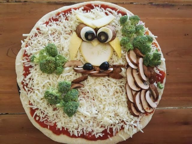 The Chick N Coop Whooo Wants Pizza Kids In The Kitchen