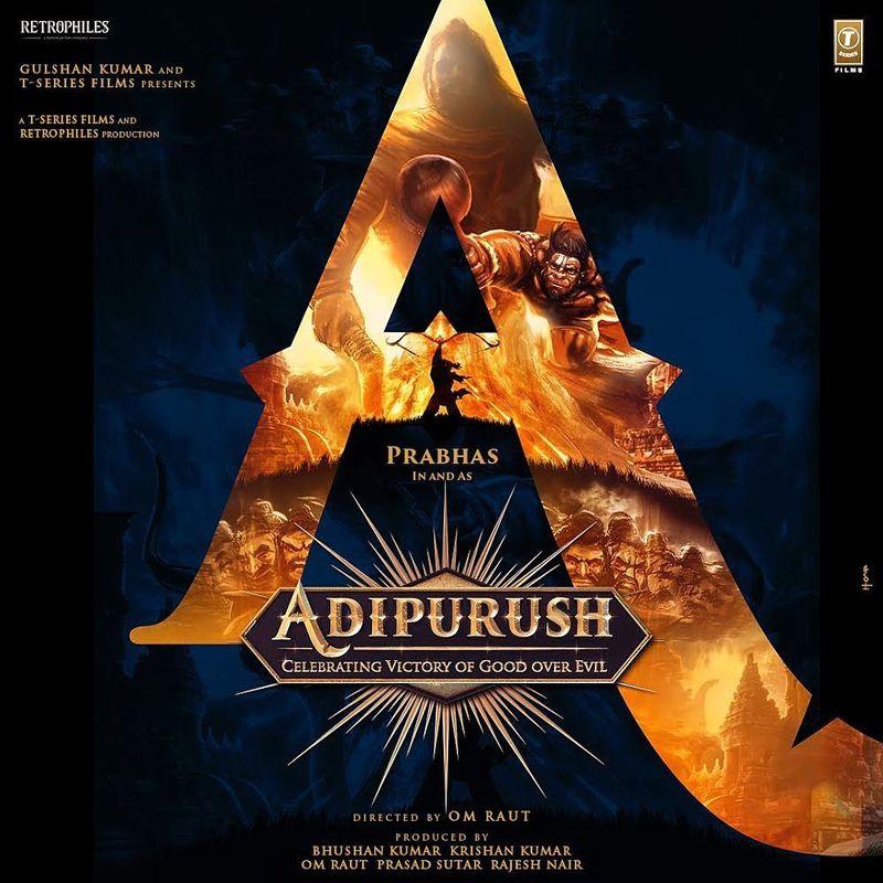 பிரபாஸ் நடிக்கும் ஆதிபுருஷ்: 3டி-யில் உருவாகும் புதிய படம்!