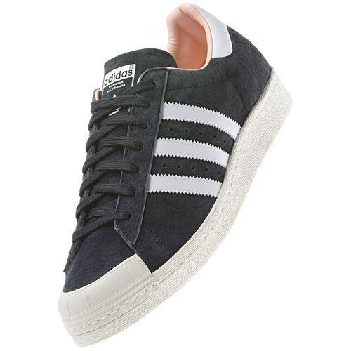 80s Adidas Halfshell Gris Superstar Originals Zapatillas WDIY9E2eH