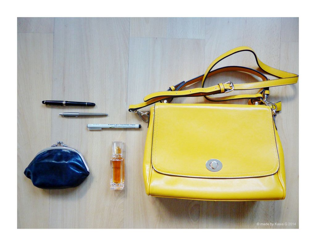 What's in my bag? | by serendipity_always