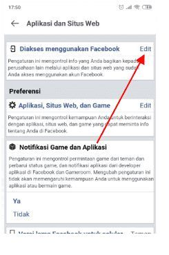 Cara Menghapus Akun FF Di FB