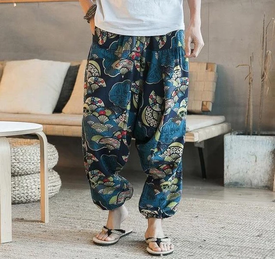 Drop Crotch Pants Aladdin Pants Plus Size Clothing Wool Pants Gray Pants Harem Pants Baggy Pants Womens Pants Wide Leg Pants