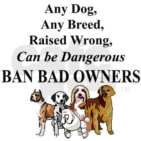 SO TRUE!!!! It's the way you raise your dog to be!!
