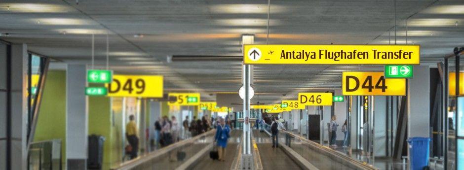 Antalya flughafentransfer Flughafentransfer Antalya,Taxi