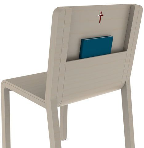 Church Of England S Design Competition Eschews The Pews Chair