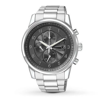 Citizen Mens Watch Chronograph CA0330-59E