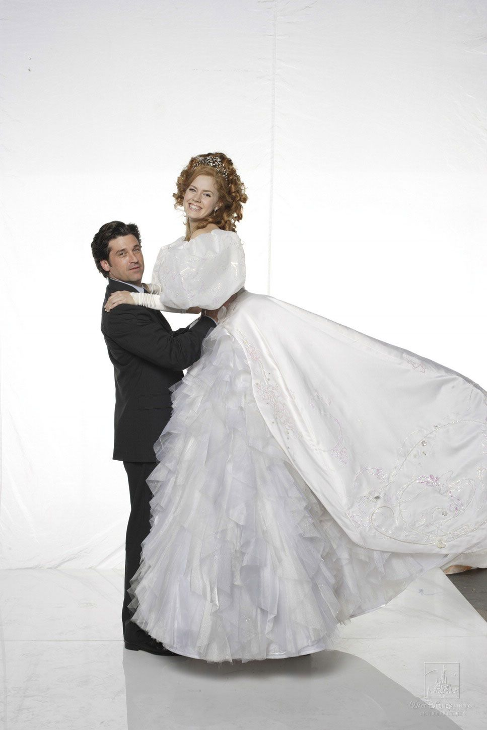 enchanted giselle u0027s wedding gown movies costumes pinterest
