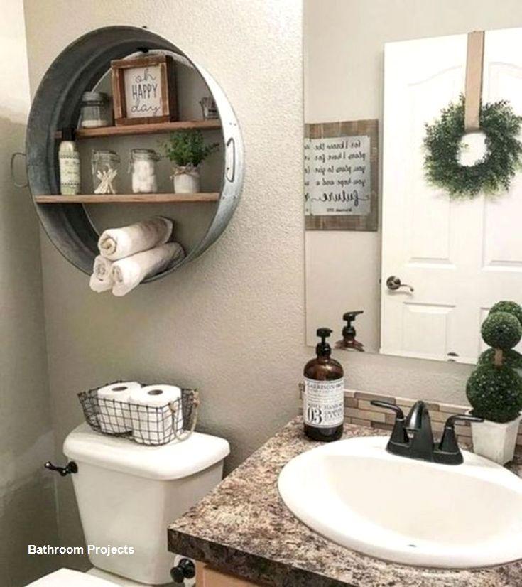 Diy Bathroom Decor Ideas Bathroomideas Farmhouse Bathroom Decor Modern Farmhouse Bathroom Modern Bathroom Decor