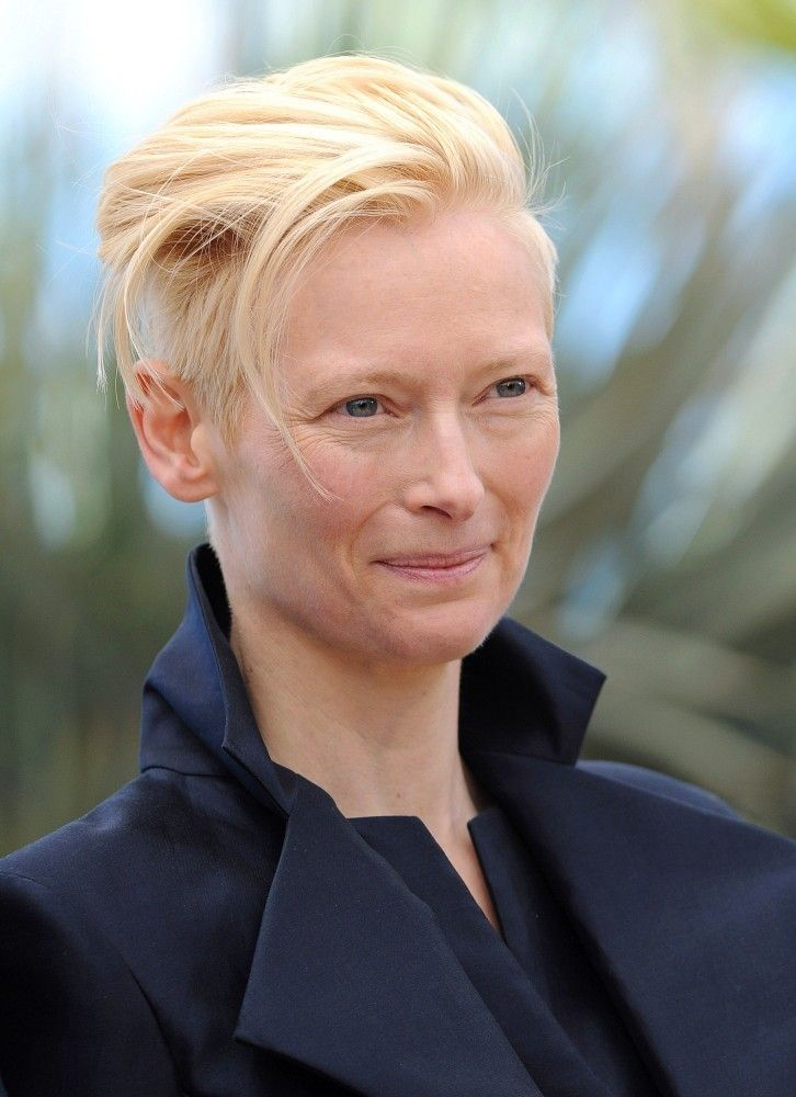 Tilda Swinton - 'Only Lovers Left Alive' Photo Call in Cannes