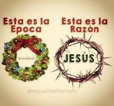 Fotos De Navidad Con Jesus.Resultado De Imagen Para Jesus Es La Razon De Esta Navidad