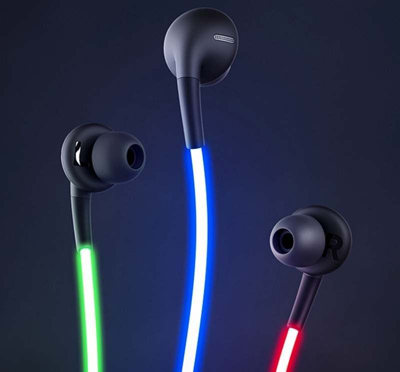 Glow- the Laser Light Smart Headphones , - , Glow are the