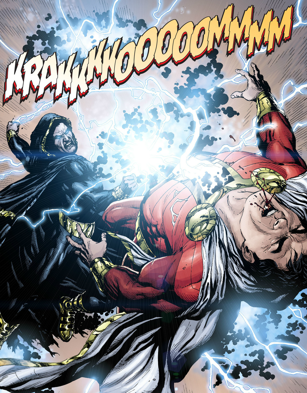 black adam screenshots, images and pictures - comic vine | villians