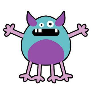 Free SVG: Monster