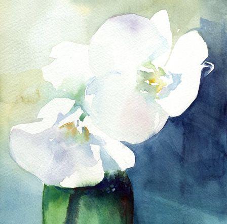 Helen Ström: Watercolors