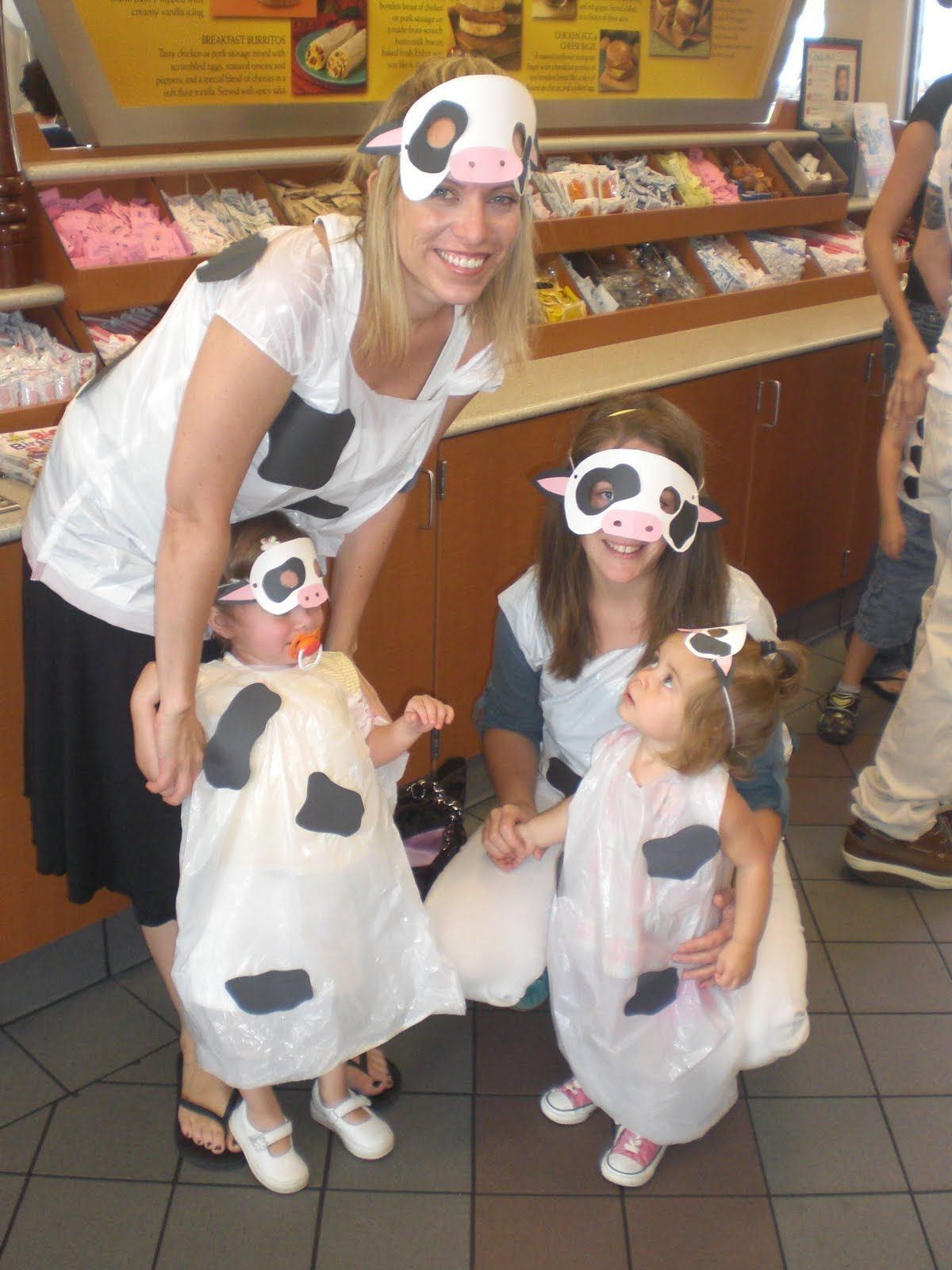 Cow Appreciation Day - Wear Your Cow Costume | Chick-fil-A | Kids ...