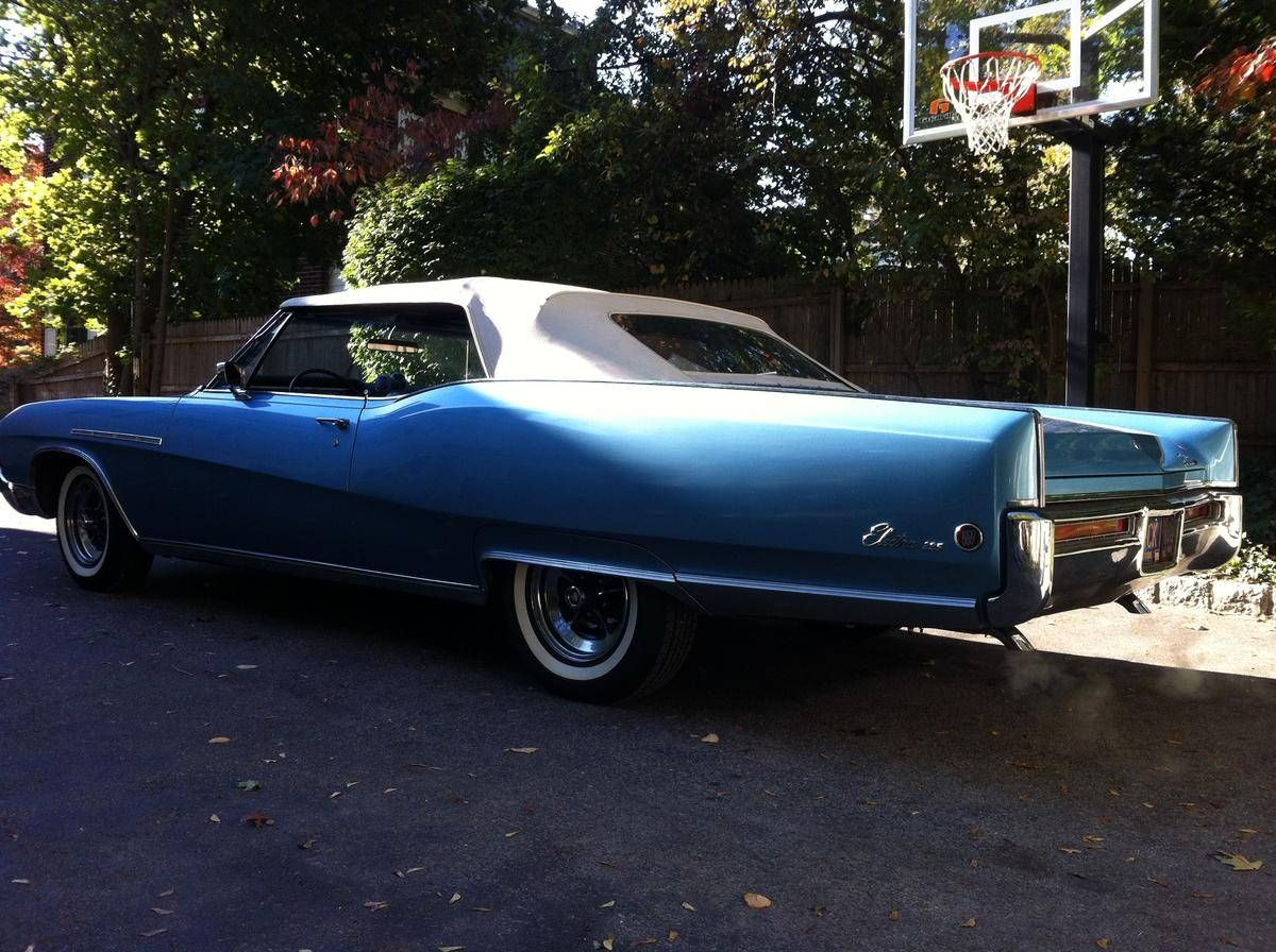 1968 buick electra 225 convertible for sale 1861450 hemmings motor news