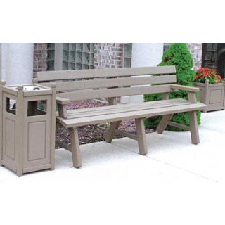 Ashland Portable Park Benches The Bench Factory Bench Park Bench Dining Bench