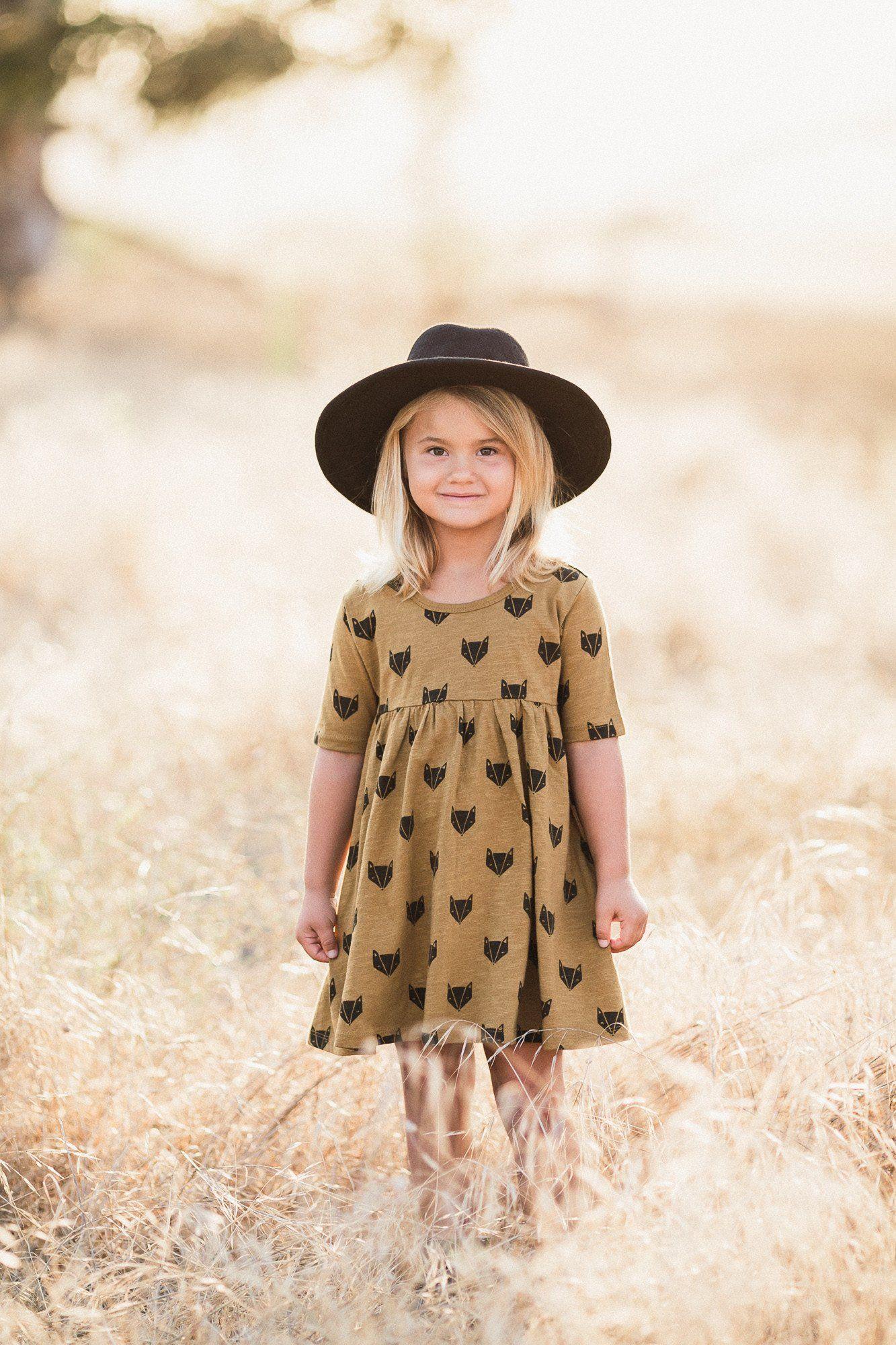 13552c46922 Fox Dress Ginger – Lila   Huxley