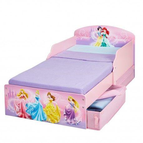 World apart 516dsn cama infantil de madera con cajones - Camas infantiles de princesas ...