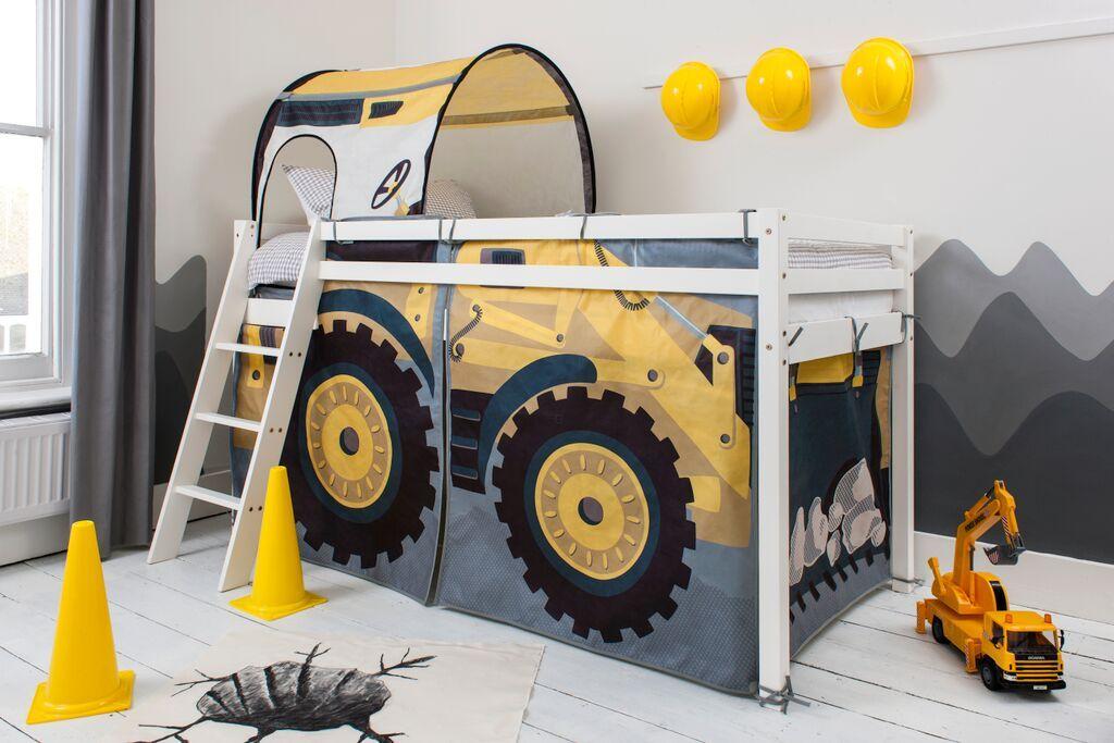 Diggers Cabin Bed Tent and Tunnel | £59.99 | Noa and Nani | #Digger & Diggers Cabin Bed Tent and Tunnel | £59.99 | Noa and Nani ...