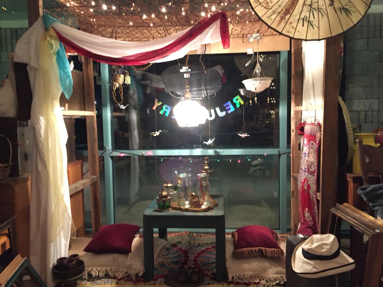 Window Display at ReJunkery, Minden,nv