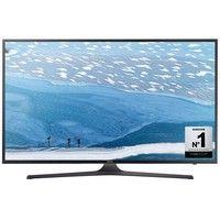 84fa909f8 Smart TV 40 ´ Samsung UN40KU6000GXZD Ultra HD 4K HDR com Conversor Digital  3 HDMI 2