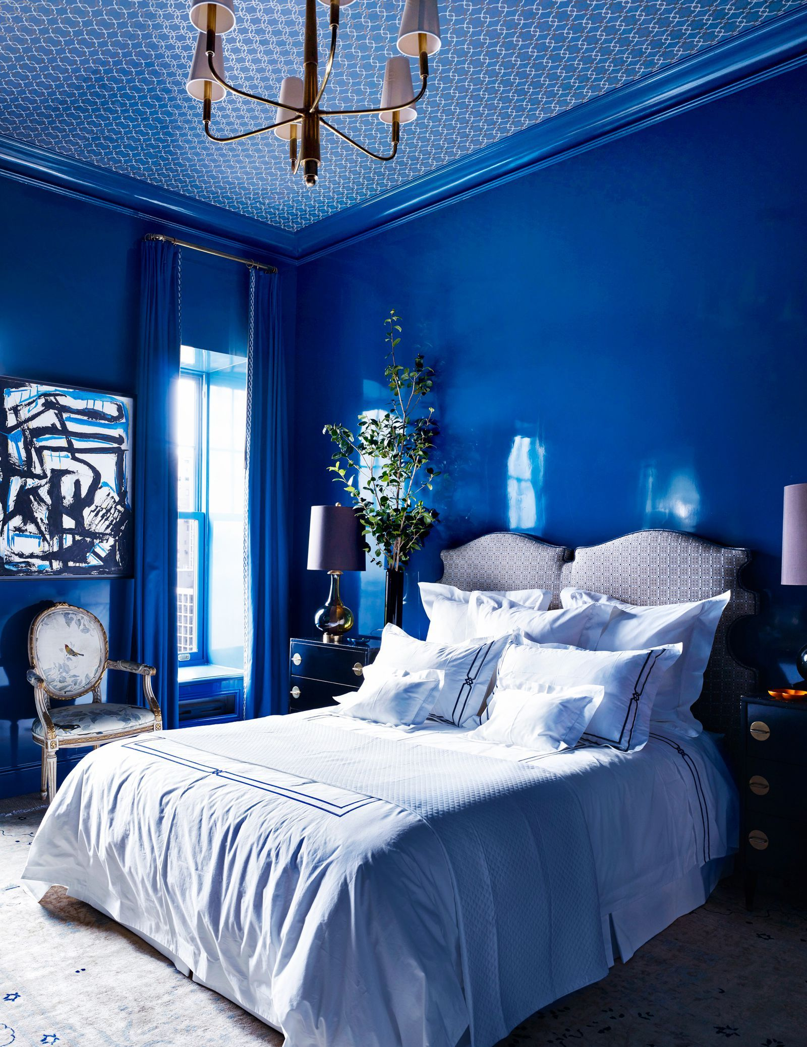 Designers Are Going Nuts Over This Super Glossy Paint ...