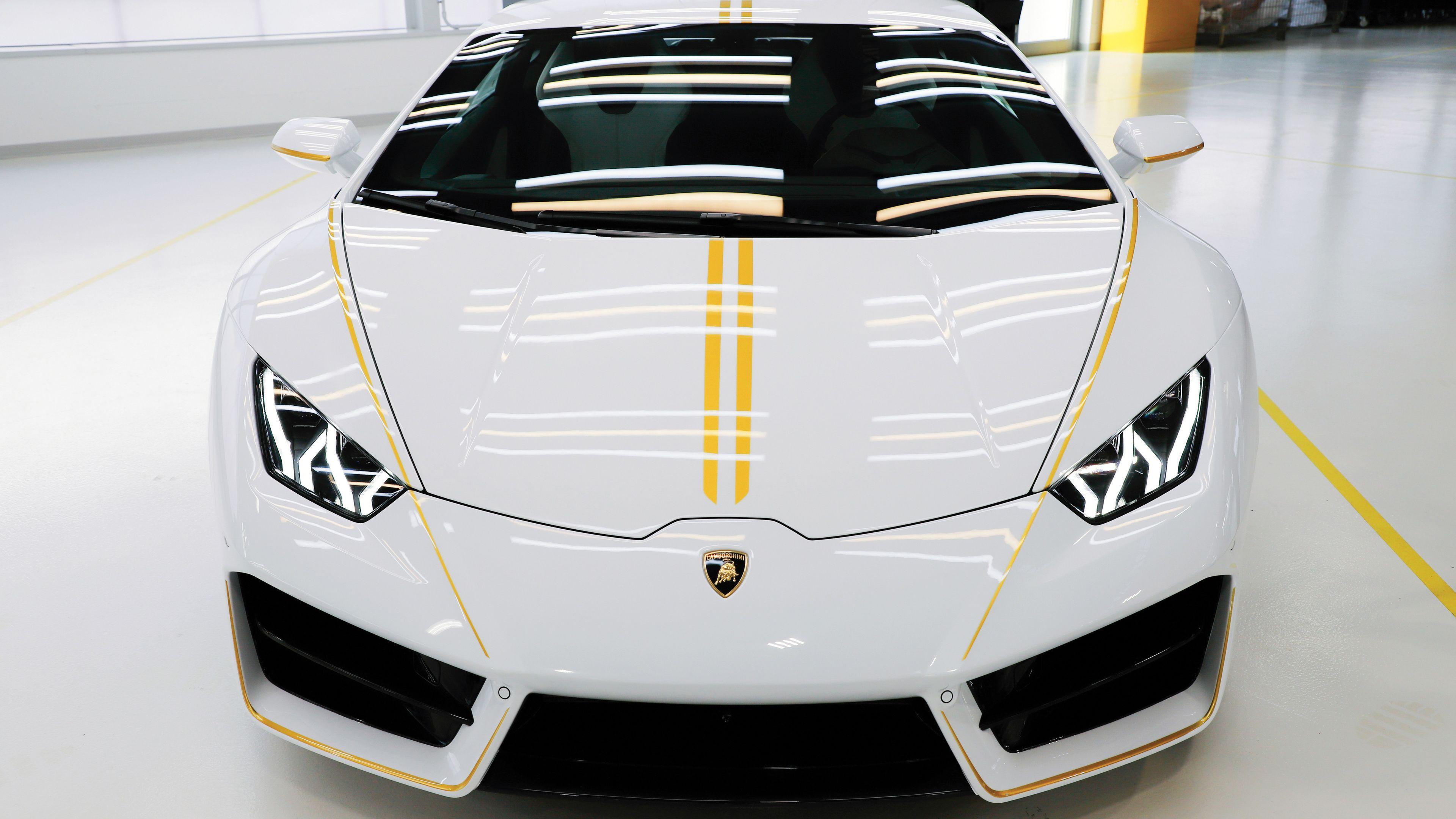 Lamborghini Huracan RWD Ad Personam 4k lamborghini wallpapers, lamborghini hurac…