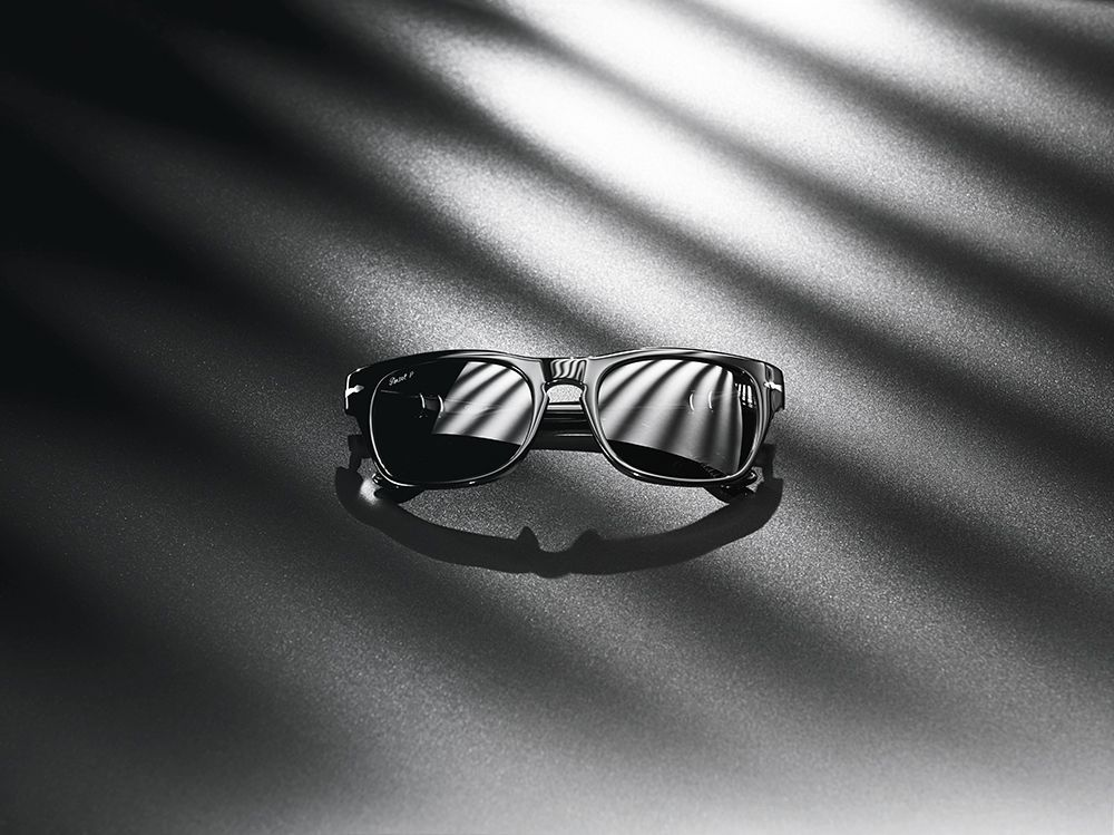 PO3072S is worn by our Gangster. Discover the #PersolFilmNoir Edition @ http://pers.sl/M6IOpk