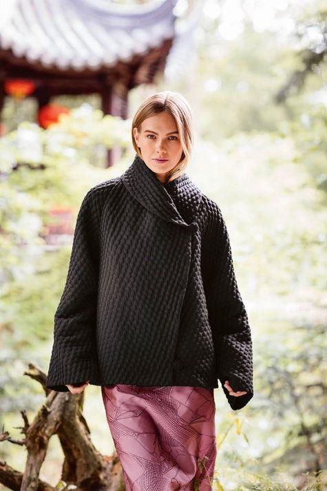 Oversize Kimono Jacket 10/2015 #101 | Schöne Dinge, Dinge und ...