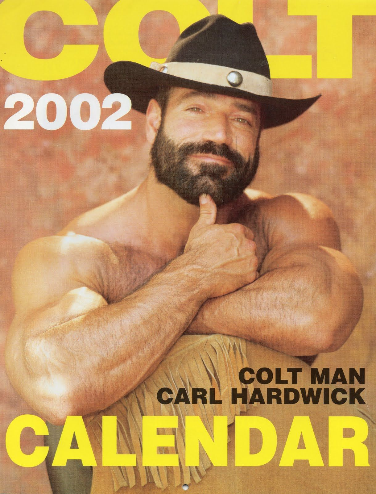 colt Carl hardwick