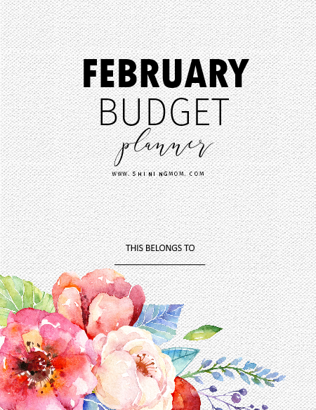 23dd4dbc3030 Monthly Budget Template Binder: 30 Free Printables for You! | Free ...