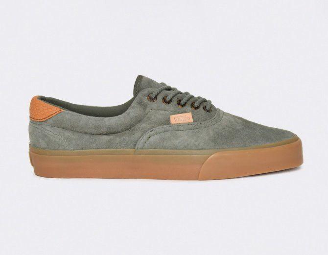 Vans Era 59 CA Gum Beetle  sneakers  2f5b988cabb