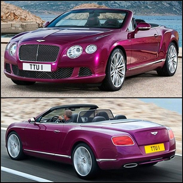Bentley Officially Releases New GT Speed Convertible