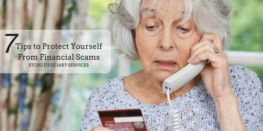No, You Can't Have My Money! - 7 Tips to Protect Yourself From Financial Scams