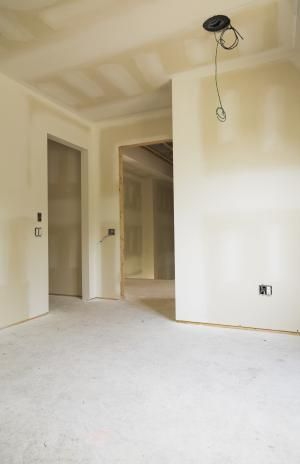 How To Taper Drywall Edges Perfectly Hanging Drywall Basement Renovations Homeowner
