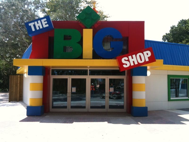 The BIG Shop Needs SIGNAGE And Thomas Sign Awning Company