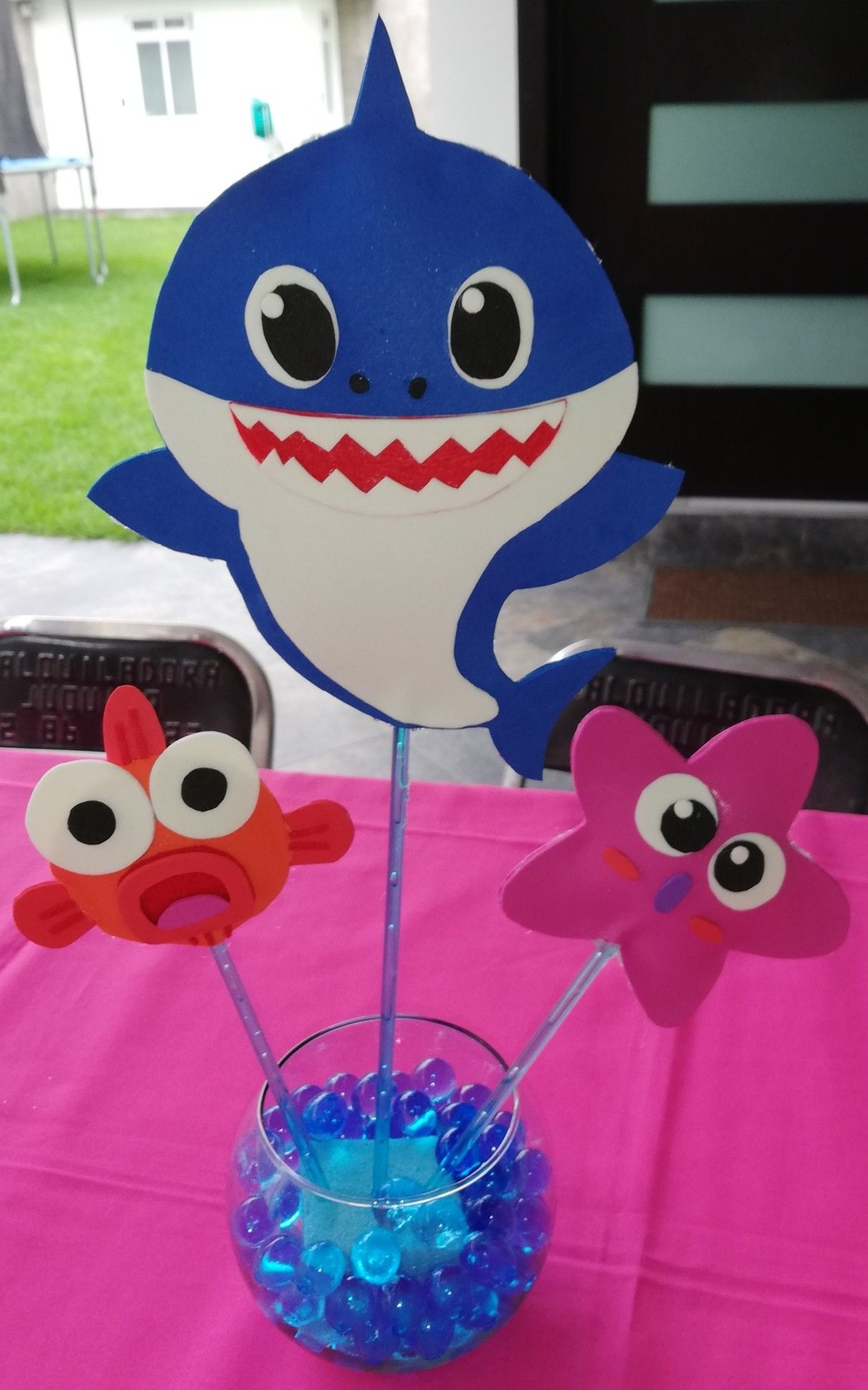c9effc85 Baby shark birthday | Baby shower (Ada) in 2019 | Baby shark, 1st ...