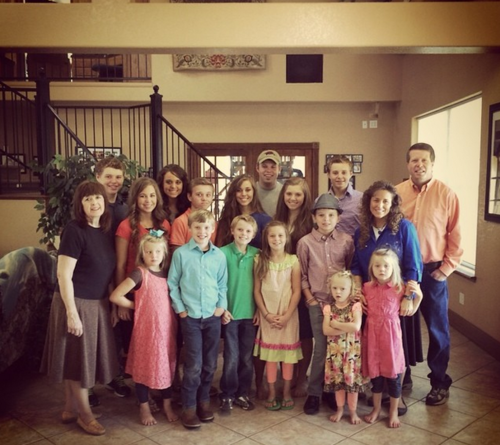 Duggars extreme dating rules